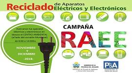 Campaña RAEE